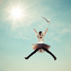 Jumping Fairy